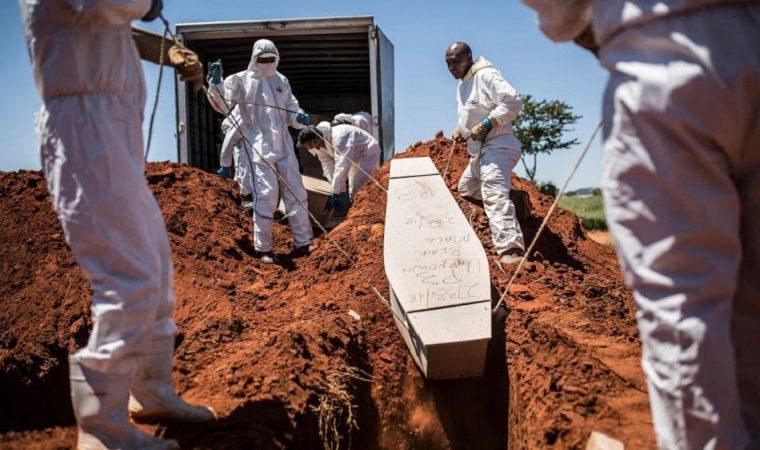 Coronavirus plays yoyo in Zimbabwe as deaths go up again